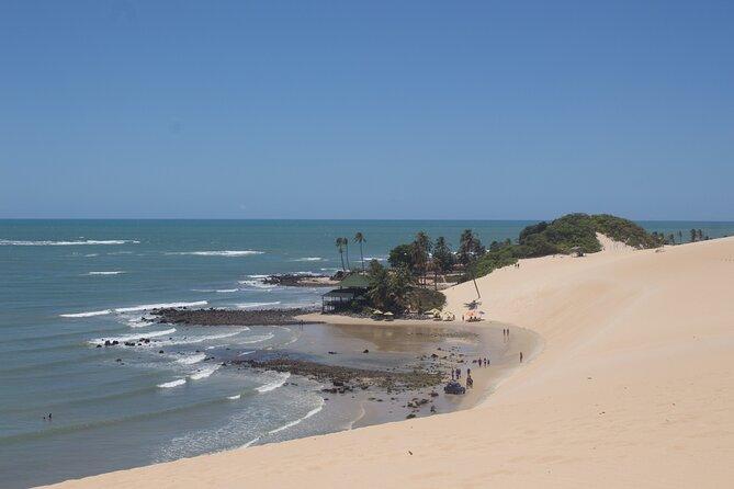 Excursão à Praia de Genipabu - Saindo de Natal