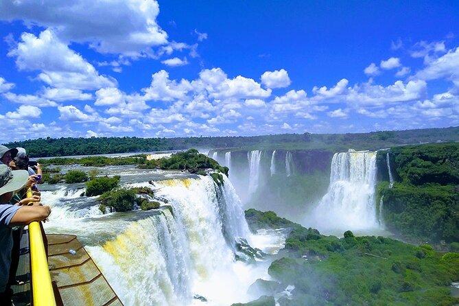 Half-Day Private Tour to Iguazu Falls in Brazil