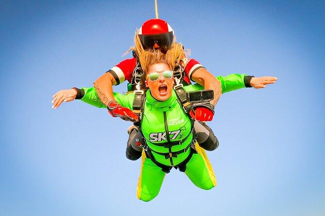 Algarve Tandem Skydive 15.000ft — 5000m