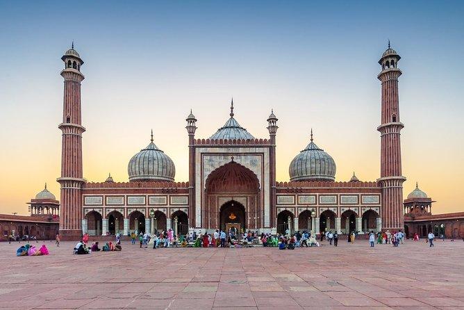 Classic Private Full Day Delhi City Tour All Inclusive