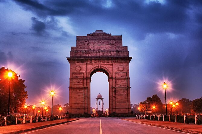 Private Old & New Delhi Full-Day Combo Tour