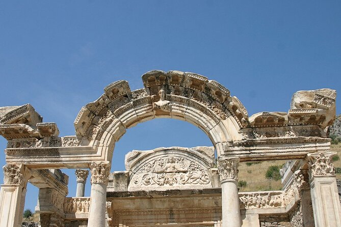 2 Day tour of Ephesus and Pamukkale from Istanbul by Plane - PAM25