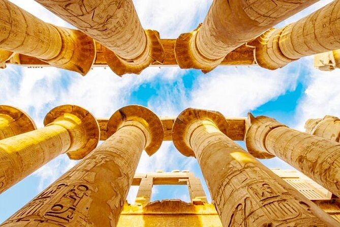Amazing Private Guided Day Tour: Luxor from Cairo by Plane with Lunch