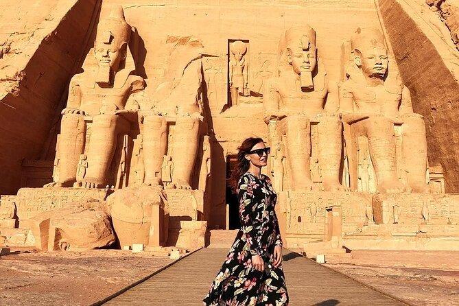 Enjoy 4 Days Nile Cruise Luxor. Aswan. Abu simbel with Train Tickets from Cairo