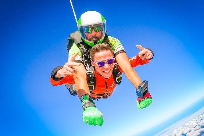 Algarve Tandem Skydive 30 min from Albufeira