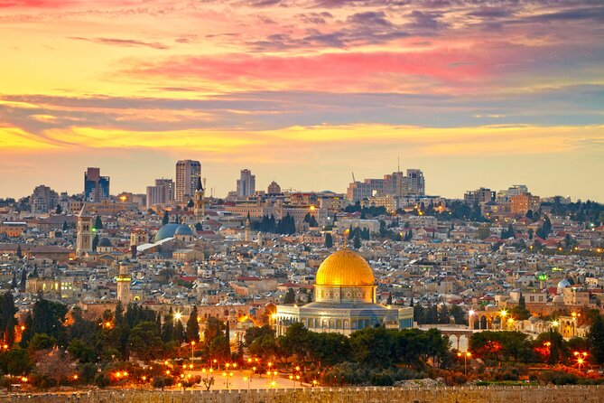 7-Night Private Jordan and Holy Land Highlights