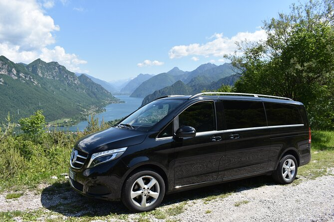 Transfer from Madonna di Campiglio and Pinzolo to Milan-Bergamo Airport (BGY)