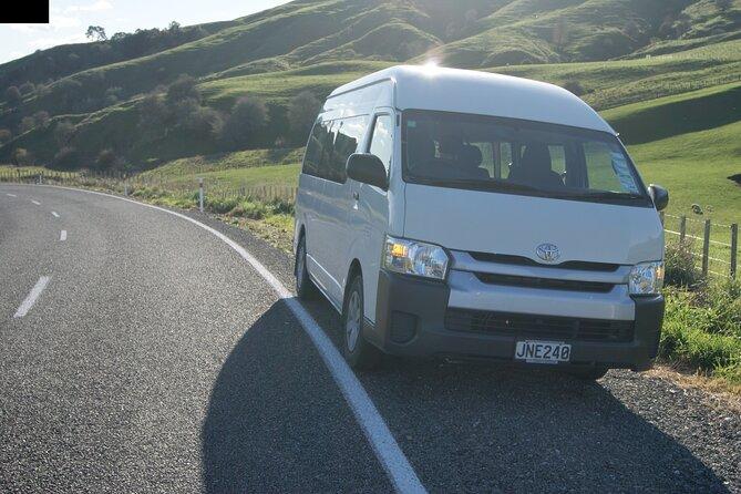 Auckland to Rotorua via Waitomo Glowworm Caves Private Tour