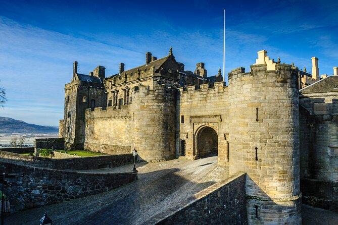 Loch Lomond National Park & Stirling Castle Full Day Tour