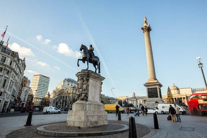 Private London Tour - British Museum, Trafalgar Square, Big Ben, Downing Street