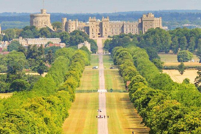 Private Windsor Trip from London - Windsor Castle, Great Park, Eton, Long Walk