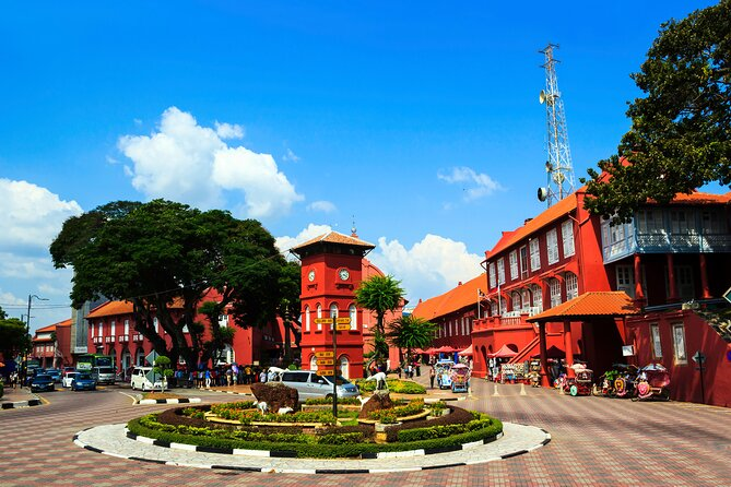 Melaka World Heritage Site Tour with Pirate Adventure & Shore Oceanarium