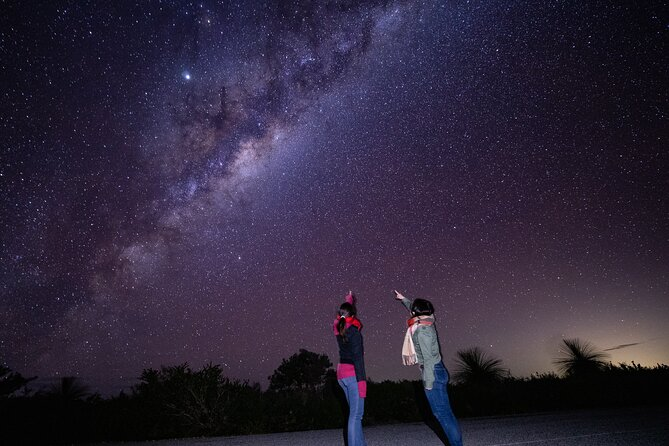 Toodyay Discovery Sunset Dinner in the Paddock Stargazing Tour