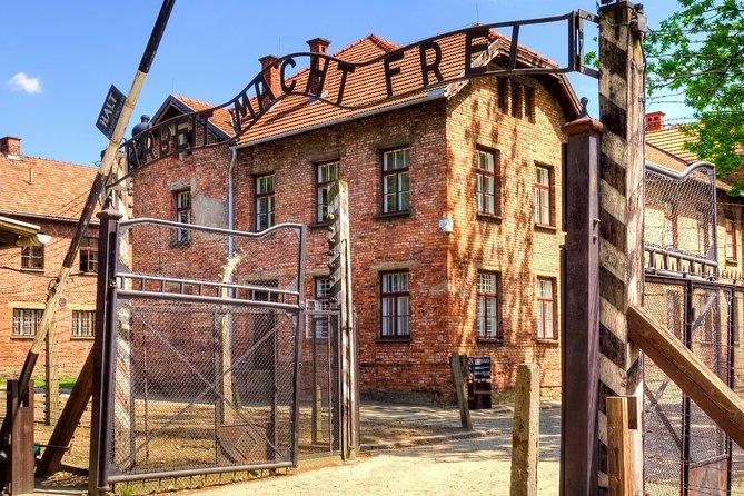 From Krakow: Live Guided Tour Auschwitz-Birkenau