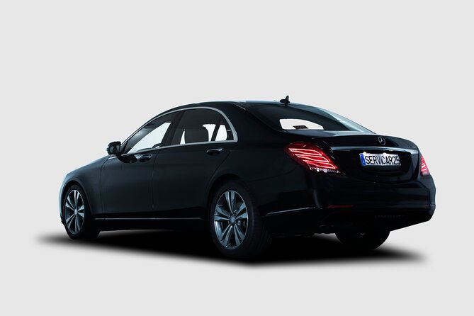 Private Transfer from Airport to Hotels in Madrid