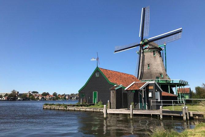Private Excursion to Zaanse Schans, Edam, Volendam and Marken
