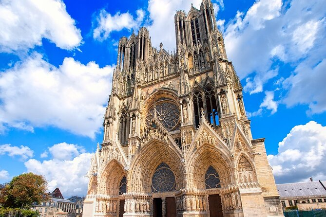 Champagne Reims Gourmet Small Group City Tour