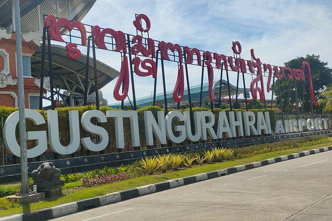 Bali Airport Ngurah Rai Transfer - FREE WIFI