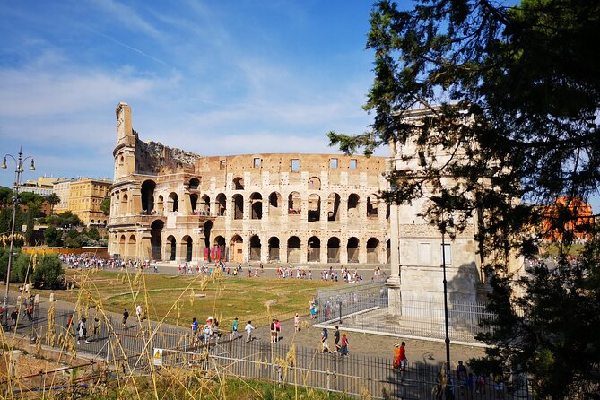 Admission Ticket for Colosseum, Palatine Hill and Roman Forum