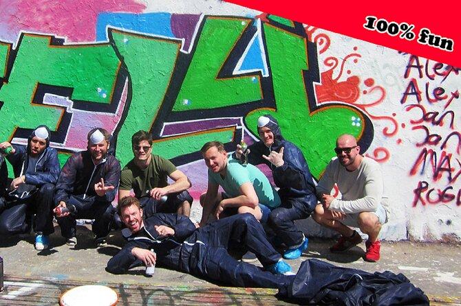 Exclusive graffiti workshop in Berlin