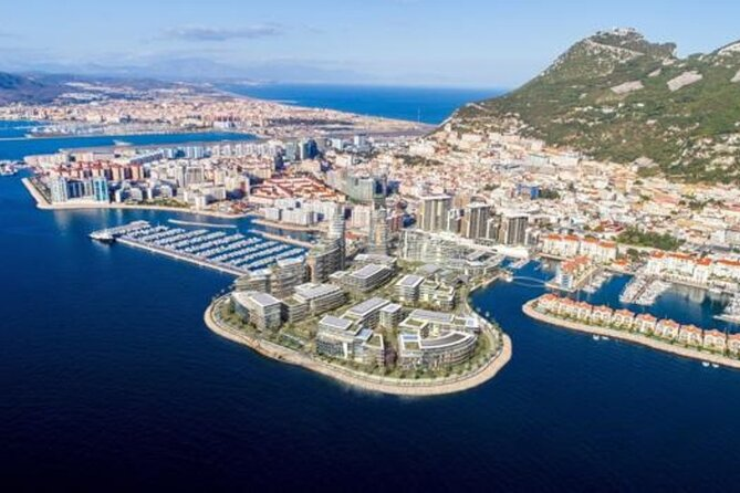 Gibraltar: Panoramic and Shopping Private Tour From Costa del Sol