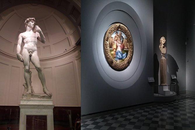 Combo Tour VIP - Uffizi, Accademia Gallery & Walktour