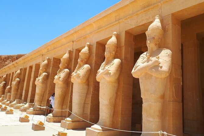 Private 2 Day Tour to Egypt's Famous Royal Tombs and Temples