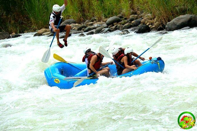 White Water Rafting Manuel Antonio Quepos Naranjo River