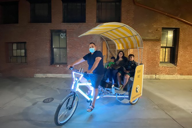 San Diego Electric Chariot Rental
