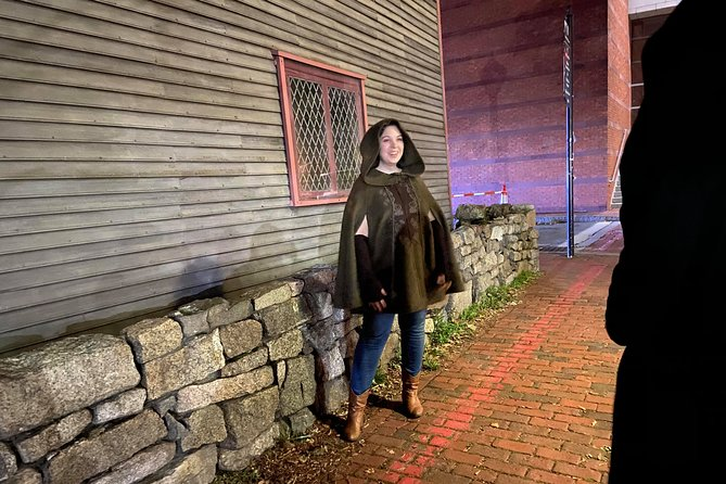 Salem's Spooky Spectres Walking Ghost Tour