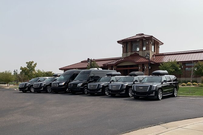 Limo Transportation From/To Denver intern. Airport ,Aspen,ONE WAY