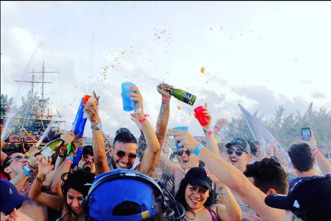 Rockstar Boat Party Cabo San Lucas (Adults Only)