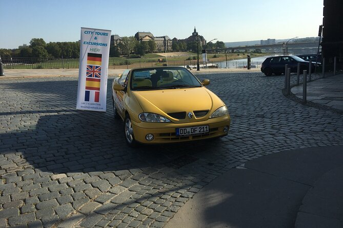 Private City Tour and Excursions in Dresden with Cabriolets