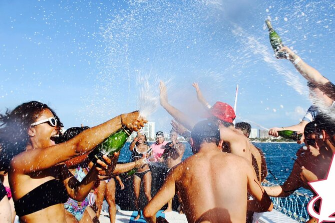 Rockstar Boat Party Hip Hop Sessions Cabo San Lucas (Adults only)