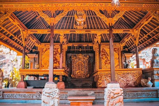Bali Full-Day Traditional Village Sightseeing Trip + Free WiFi