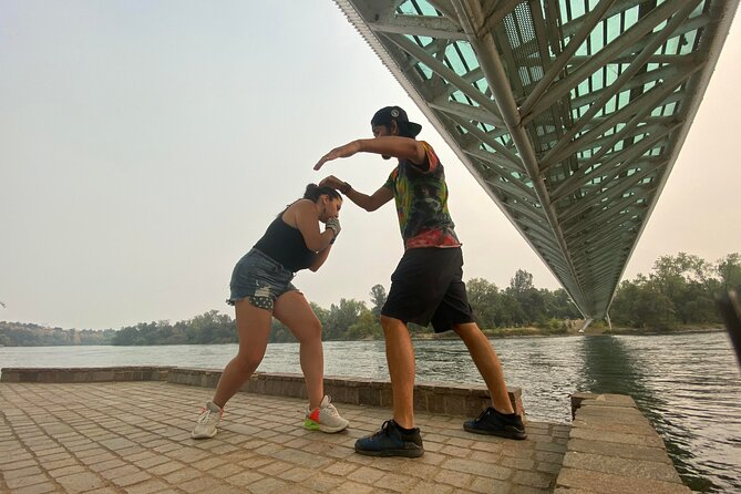 Private Boxing Experience in Sundial Bridge