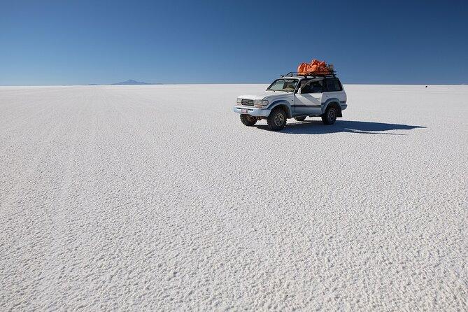 7-Day Uyuni Salt Flats and Desert Adventure from La Paz