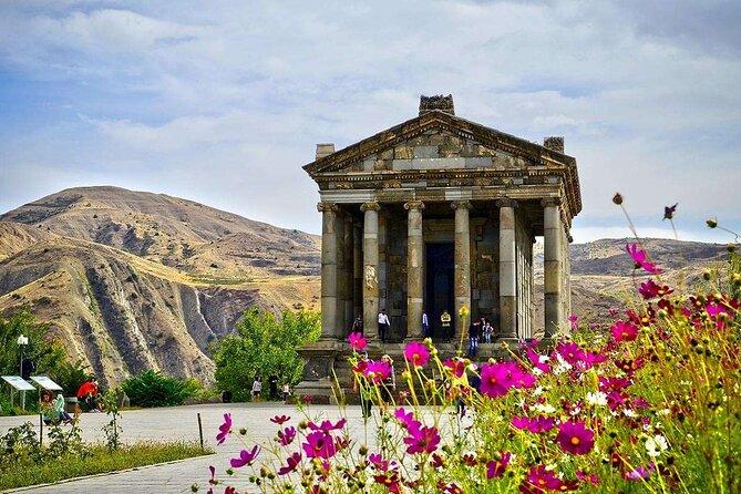Private tour: Garni Temple, Geghard Monastery