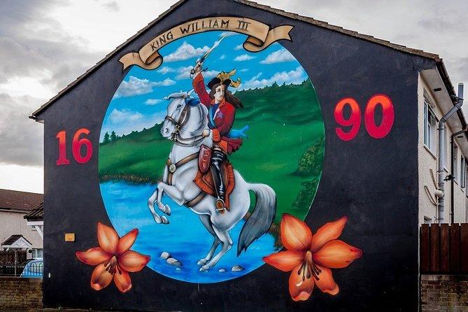 Belfast Mural Taxi Tour