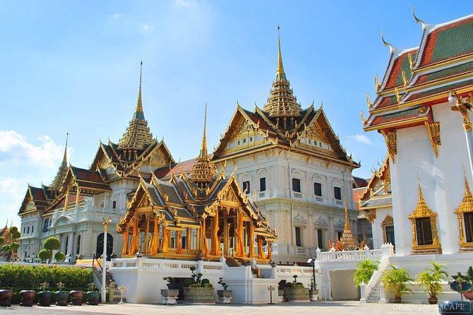 Königspalast und Smaragd-Buddha-Tempel (Mit Tour)