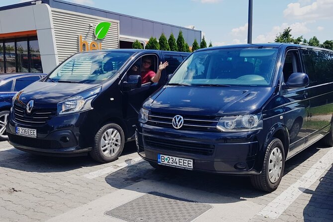 Private Minivan One Way Airport Transfer