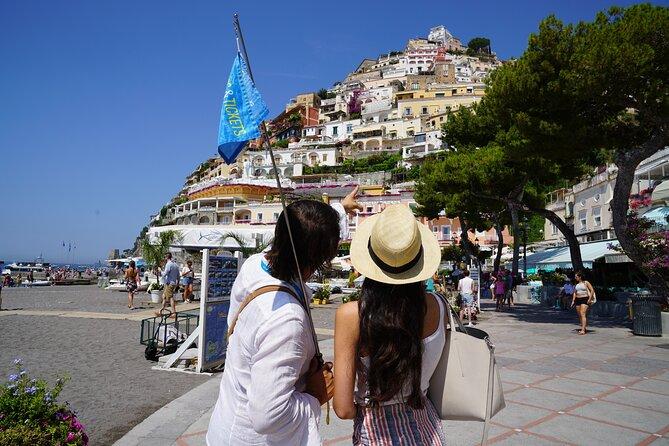 Private Tour of the Amalfi Coast Positano, Amalfi and Ravello