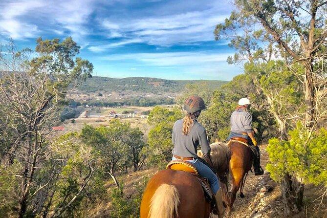 Horseback Adventures of Central Texas