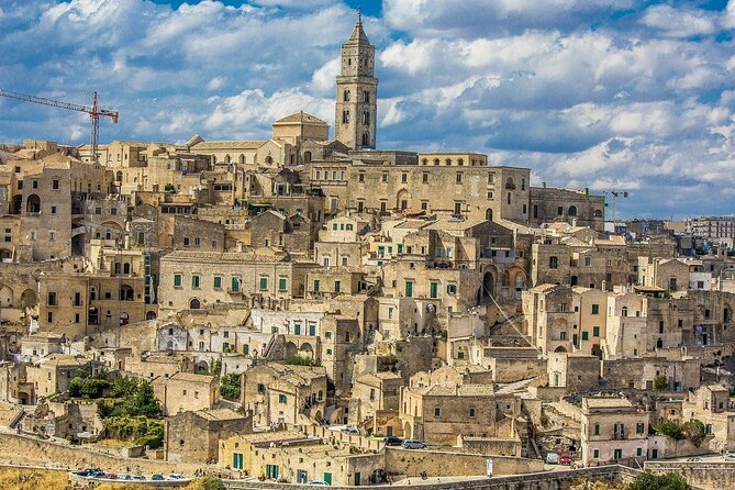 Private Transfer to and from Brindisi - Matera