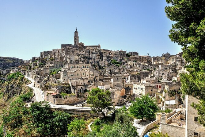 Private Transfer to and from Bari - Matera