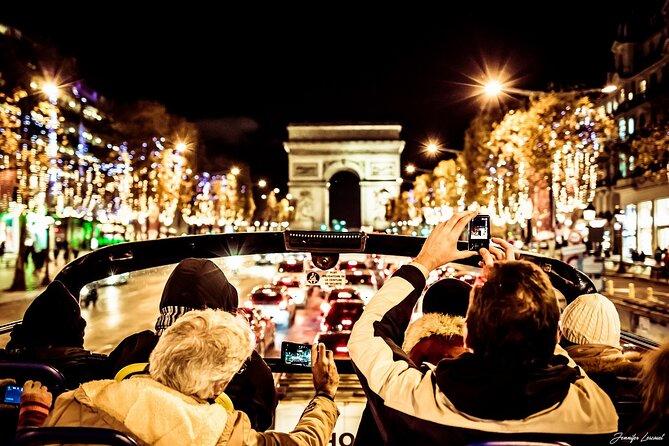 Christmas Lights Tour Paris