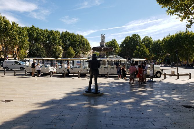Small-Group Walking Food Tour in Aix-en-Provence