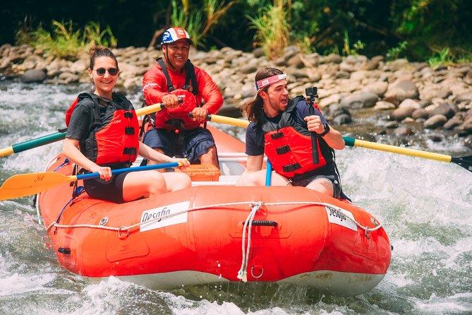 San Jose to La Fortuna Jungle Safari Float on the SarapiquiRiver