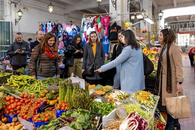 Name your recipe: food market tour and workshop with a Cesarina in Maranello