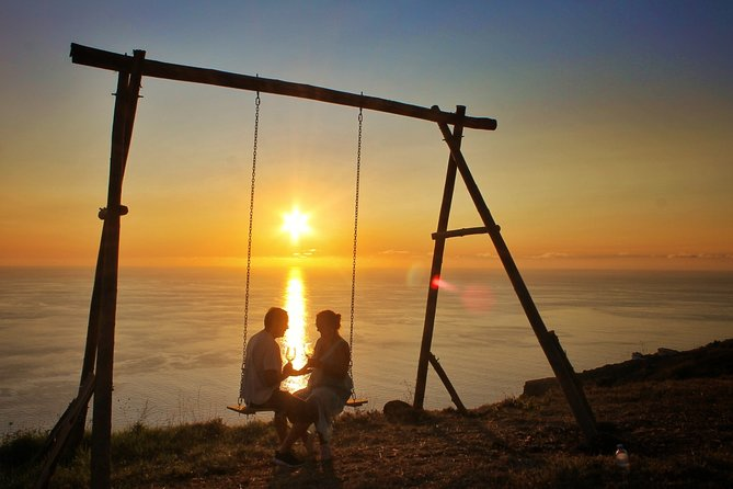 Sunset at the Swing (Private Tour) - Adventureland